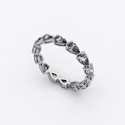 alliance-tour-complet-diamants-poire-0.10cts-or-blanc-0