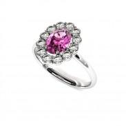 bague-entourage-marguerite-diamants-or-blanc-saphir-rose-ovale-0