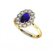 bague-entourage-marguerite-diamants-or-jaune-saphir-ovale-0