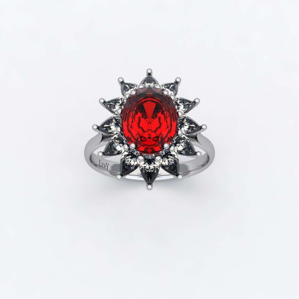 bague-entourage-sienna-poire-diamant-rubis-oval-1