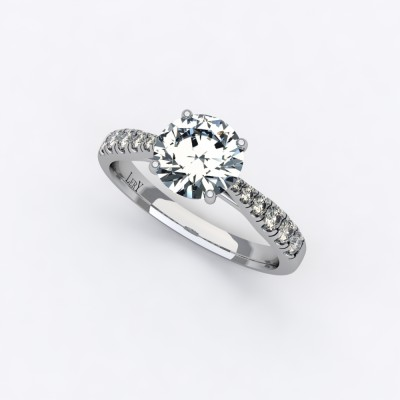 solitaire-milady-pave-diamant-rond-0.70-carats-or-blanc-0