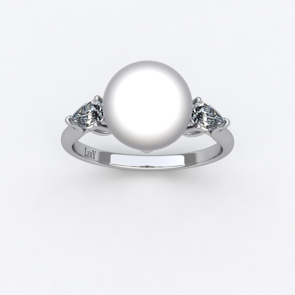 bague-sienna-perle-8-8.5-diamant-poire-0.40-carats-2